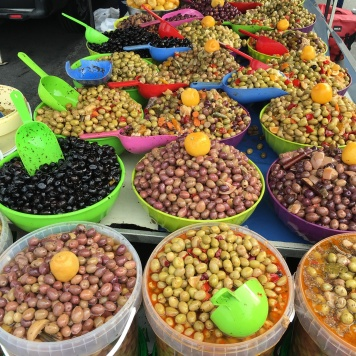 Olives from Morocco