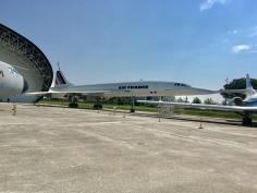 Concorde (at Aeroscopia)