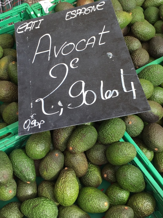 Avocados from Spain